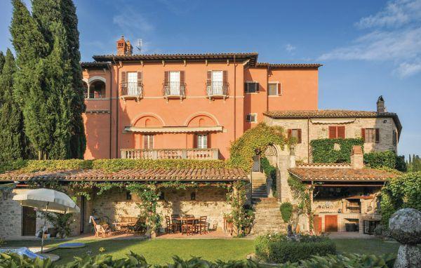 8 bedroom Villa in Todi, Umbria, Perugia, Italy : ref 2038191 - Image 1 - Todi - rentals