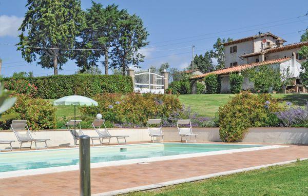 4 bedroom Villa in Narni, Umbria, Perugia, Italy : ref 2038573 - Image 1 - Otricoli - rentals