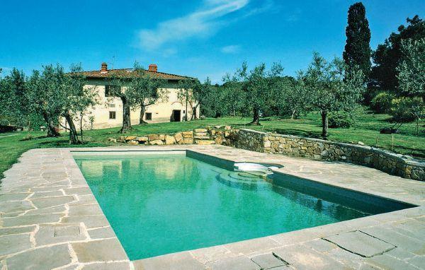 4 bedroom Villa in Figline Valdarno, Tuscany, Chianti, Italy : ref 2038619 - Image 1 - Figline Valdarno - rentals