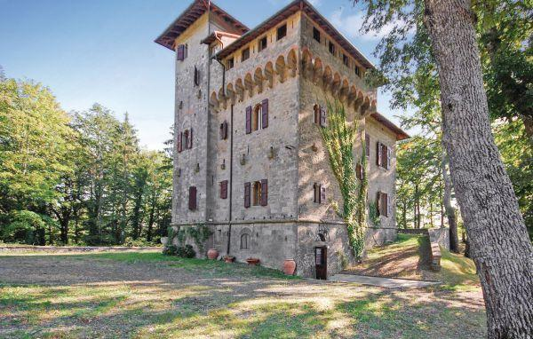8 bedroom Villa in Firenzuola, Tuscany, Florence, Italy : ref 2038795 - Image 1 - Palazzuolo Sul Senio - rentals