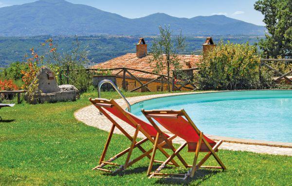 5 bedroom Villa in Lugnano In Teverina, Umbria, Spoleto, Italy : ref 2039436 - Image 1 - Lugnano in Teverina - rentals