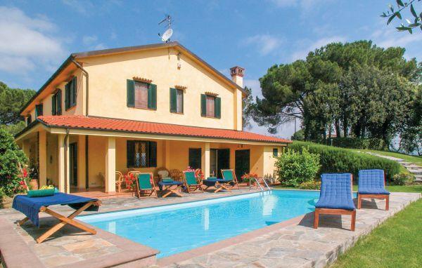 6 bedroom Villa in Cerreto Guidi, Tuscany, Florence, Italy : ref 2039576 - Image 1 - Cerreto Guidi - rentals