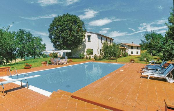 4 bedroom Villa in Montaione, Tuscany, San Gimignano, Italy : ref 2039908 - Image 1 - Montaione - rentals