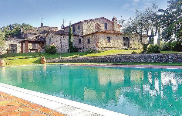 4 bedroom Villa in Monsummano Terme, Tuscany, Montecatini / Pistoia And Surr, Italy : ref 2039972 - Image 1 - Monsummano Terme - rentals