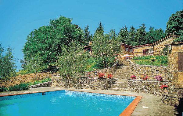 7 bedroom Villa in Borgo San Lorenzo, Tuscany, Florence, Italy : ref 2040167 - Image 1 - Luco Mugello - rentals