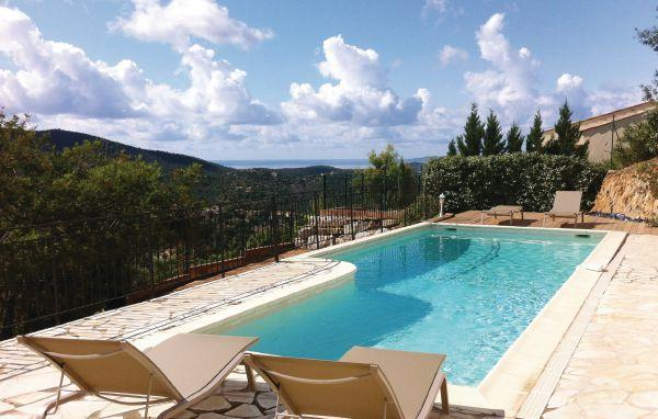 5 bedroom Villa in La Londe Les Maures, Cote D Azur, Var, France : ref 2041154 - Image 1 - La Londe Les Maures - rentals