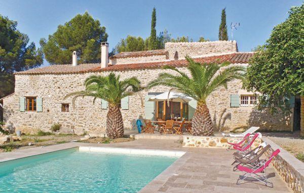 5 bedroom Villa in Murviel Les Beziers, Languedoc roussillon, Herault, France : ref 2041248 - Image 1 - Murviel - rentals