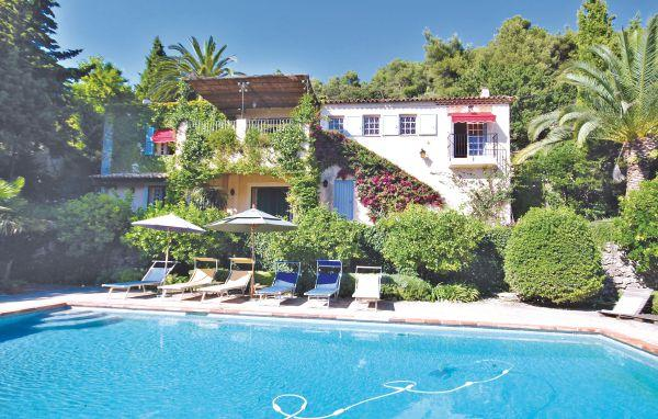 4 bedroom Villa in Saint Paul De Vence, Cote D Azur, Alps, France : ref 2041326 - Image 1 - Saint-Paul-de-Vence - rentals