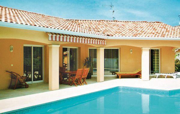 3 bedroom Villa in La Teste, Aquitaine, Gironde, France : ref 2041506 - Image 1 - La Teste-de-Buch - rentals