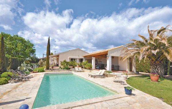 6 bedroom Villa in Margon, Languedoc roussillon, Herault, France : ref 2041567 - Image 1 - Languedoc-Roussillon - rentals