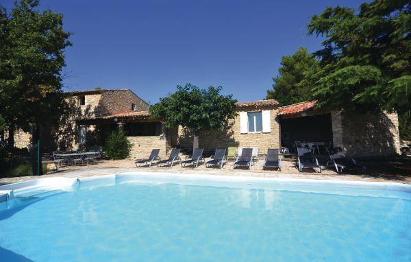 6 bedroom Villa in Murs  Gordes, Provence drOme ardEche, Vaucluse, France : ref 2041594 - Image 1 - Murs - rentals