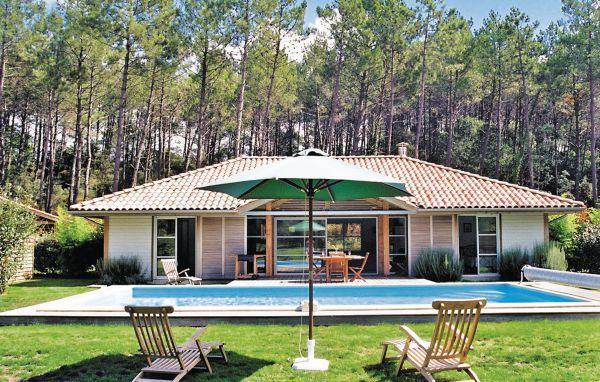 2 bedroom Villa in Moliets, Aquitaine, Landes, France : ref 2041702 - Image 1 - Moliets - rentals
