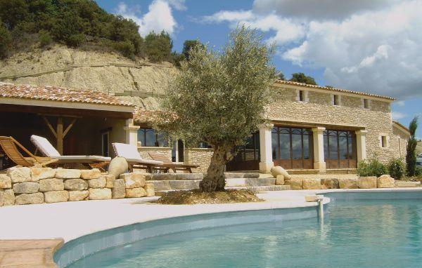 6 bedroom Villa in La Tuiliere, Provence drOme ardEche, Vaucluse, France : ref 2041825 - Image 1 - Roussillon - rentals