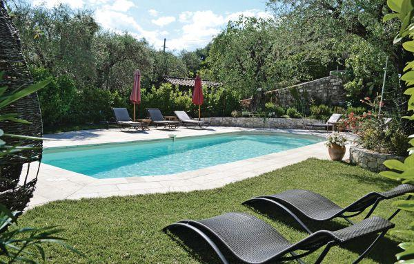 4 bedroom Villa in Grasse, Cote D Azur, Alps, France : ref 2041870 - Image 1 - Grasse - rentals