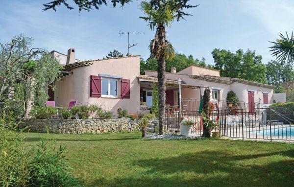 4 bedroom Villa in Saint Cezaire, Cote D Azur, Alps, France : ref 2041896 - Image 1 - Saint-Cezaire-sur-Siagne - rentals