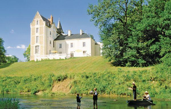 10 bedroom Villa in Val De Loire, Centre loire Valley, Indre, France : ref - Image 1 - Ardentes - rentals