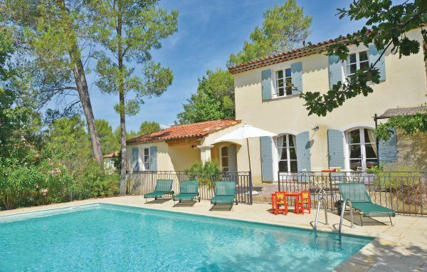 4 bedroom Villa in Saint Endreol, Cote D Azur, Var, France : ref 2042041 - Image 1 - Le Muy - rentals
