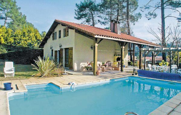 4 bedroom Villa in Messanges, Aquitaine, Landes, France : ref 2042268 - Image 1 - Messanges - rentals