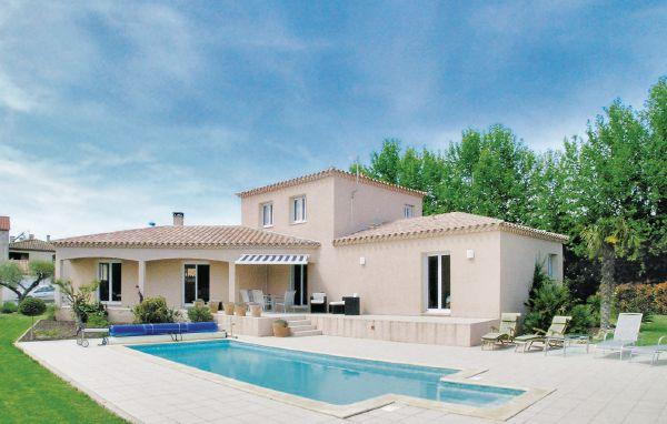 4 bedroom Villa in Villelongue de la Salanque, Languedoc roussillon, Pyrenees, France : ref 2042400 - Image 1 - Saint-Cyprien - rentals