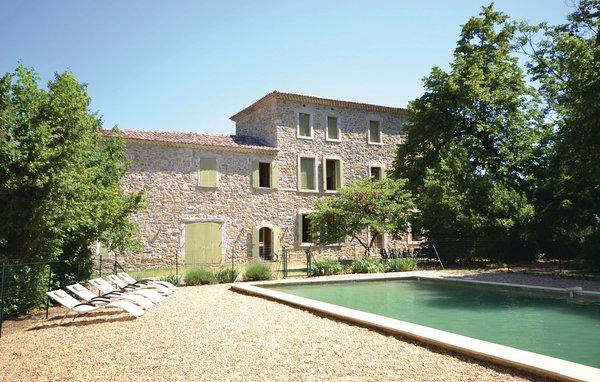 4 bedroom Villa in Anduze, Languedoc roussillon, Gard, France : ref 2042412 - Image 1 - Anduze - rentals