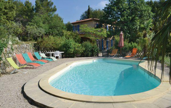 4 bedroom Villa in Fayence, Cote D Azur, Var, France : ref 2042520 - Image 1 - Fayence - rentals