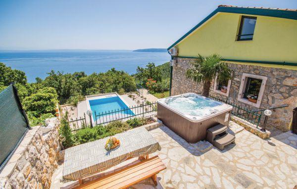 4 bedroom Villa in Opatija, Kvarner, Croatia : ref 2042735 - Image 1 - Medveja - rentals