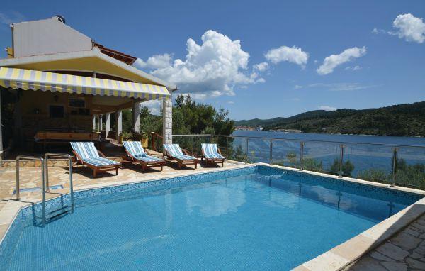 5 bedroom Villa in Korcula Sokolic, South Dalmatia, Korcula, Croatia : ref 2042816 - Image 1 - Cove Mikulina luka (Vela Luka) - rentals