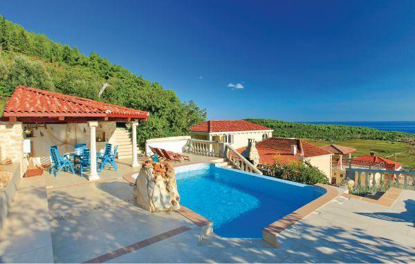 7 bedroom Villa in Korcula Cara, South Dalmatia, Korcula, Croatia : ref 2042931 - Image 1 - Island Korcula - rentals