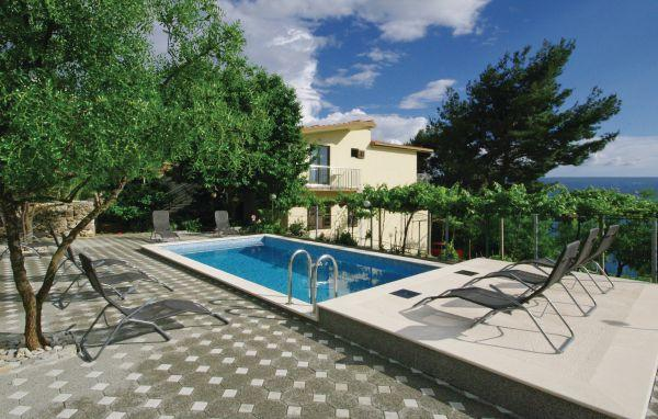 8 bedroom Villa in Omis, Central Dalmatia, Croatia : ref 2043091 - Image 1 - Omis - rentals