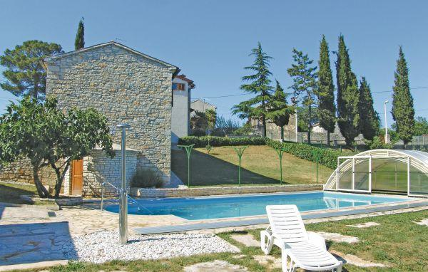 8 bedroom Villa in Zminj Vidulini, Istria, Zminj, Croatia : ref 2044013 - Image 1 - Prkacini - rentals