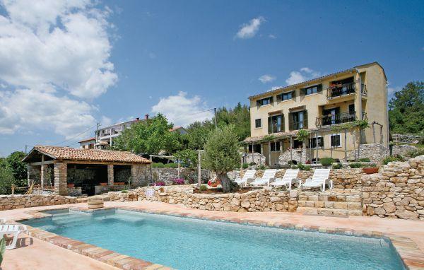 4 bedroom Villa in Rabac, Istria, Croatia : ref 2044709 - Image 1 - Rabac - rentals