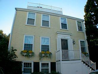 4 Bedroom 6 Bathroom Vacation Rental in Nantucket that sleeps 10 -(3472) - Image 1 - Nantucket - rentals