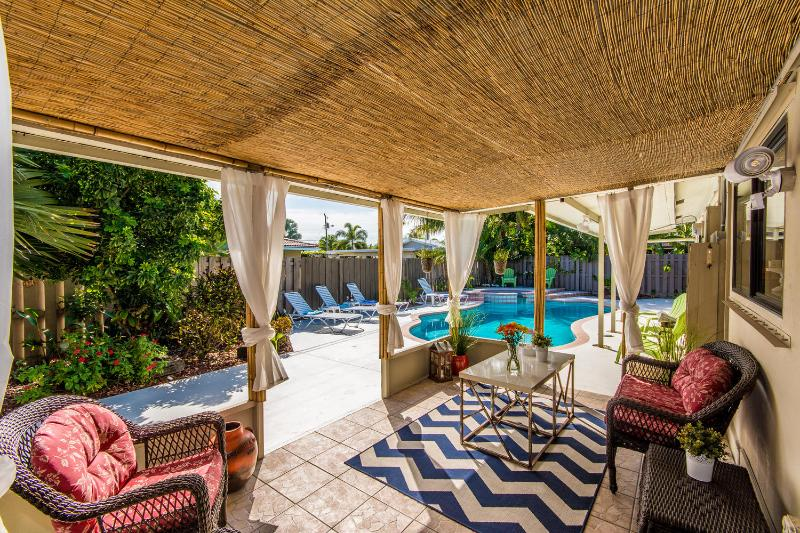Real Estate Gizmo vacation home rental Harbor Villa with and outdoor patio area - Specials!!!! Harbor Villa near Ft Lauderdale - Pompano Beach - rentals