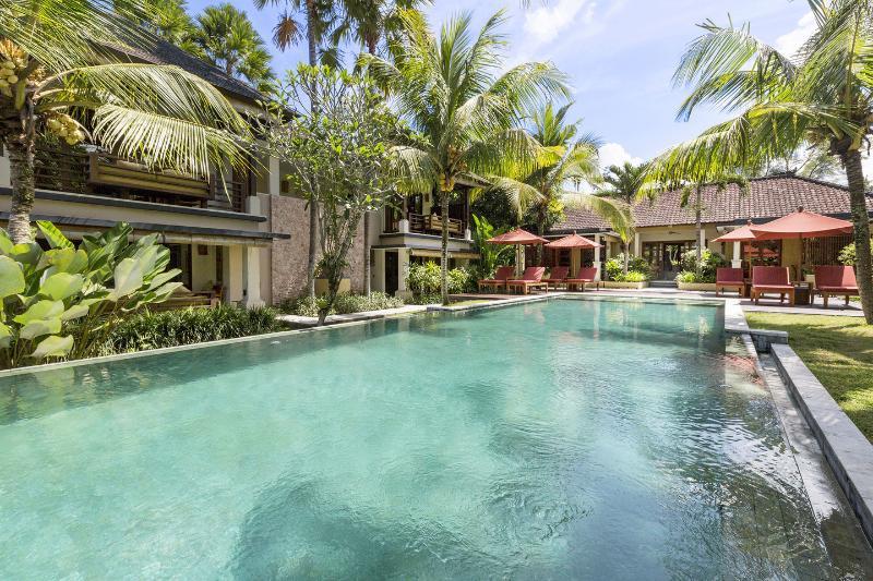 The Pool - Villa Sabandari in Ubud Bali - Ubud - rentals