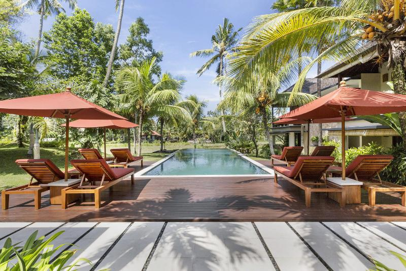 The Pool - Villa Sabandari in Ubud Bali - Ubud - rentals
