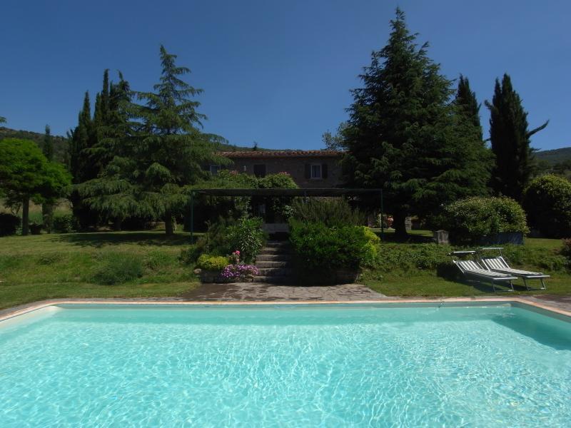 Villa Melody: charming villa very near to Cortona - Image 1 - Cortona - rentals