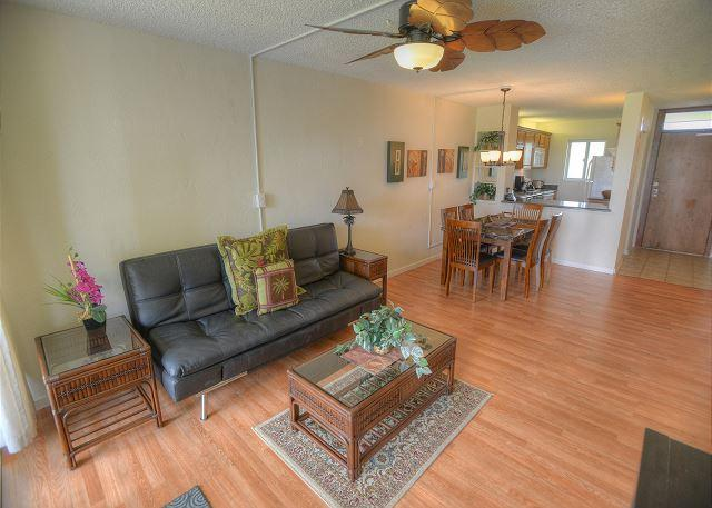 Ocean Front 2-Bedroom Air-Conditioned Condo with a Tremendous View - Image 1 - Kihei - rentals