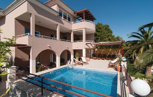 8 bedroom Villa in Trogir Kastel Gomilica, Central Dalmatia, Trogir, Croatia : ref 2046824 - Image 1 - Kastela - rentals