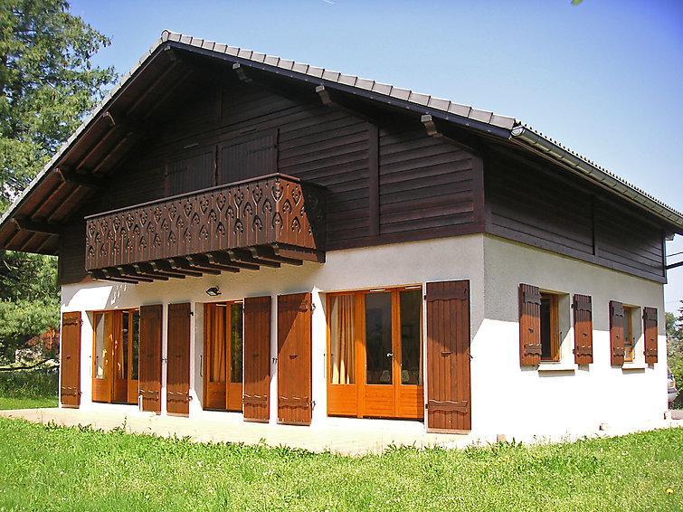 4 bedroom Villa in Saint Gervais, Savoie   Haute Savoie, France : ref 2057078 - Image 1 - Saint Gervais - rentals
