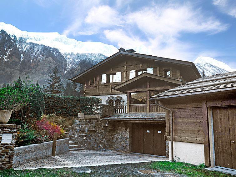 6 bedroom Villa in Chamonix, Savoie   Haute Savoie, France : ref 2057160 - Image 1 - Chamonix - rentals
