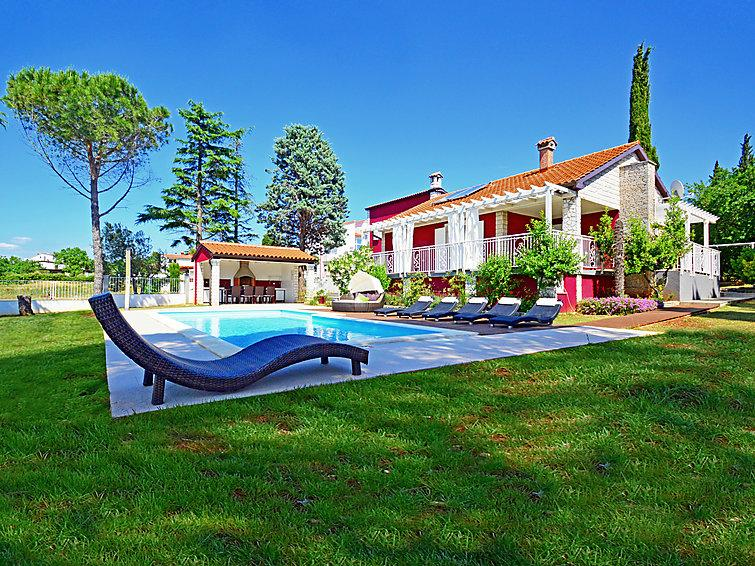 4 bedroom Villa in Pula Puntizela, Istria, Croatia : ref 2057486 - Image 1 - Stinjan - rentals