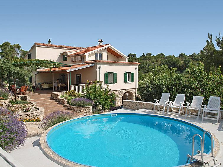 4 bedroom Villa in Zaton (Sibenik), Central Dalmatia, Croatia : ref 2057511 - Image 1 - Raslina - rentals