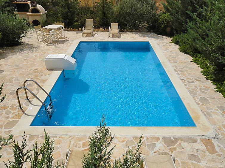 3 bedroom Villa in Kalamaki, Crete, Greece : ref 2058931 - Image 1 - Kalamaki - rentals