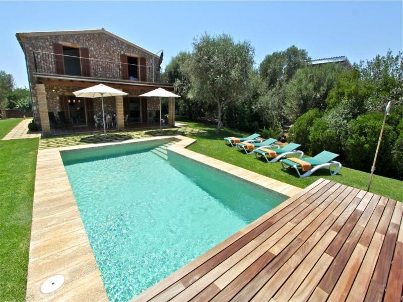 4 bedroom Villa in Sineu, Mallorca, Mallorca : ref 2060623 - Image 1 - Llubi - rentals