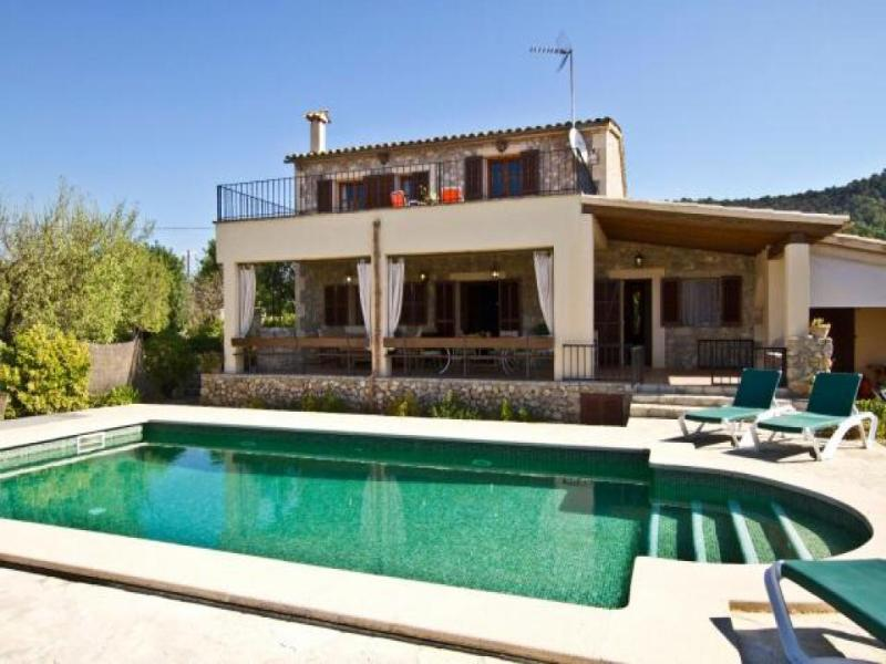 4 bedroom Villa in Inca, Puig De Sta. Magdalena, Mallorca : ref 2069144 - Image 1 - Inca - rentals