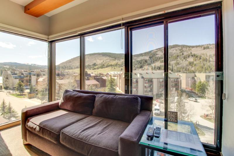 Dog-friendly, renovated, ski-in condo w/ cozy accommodations - Image 1 - Copper Mountain - rentals