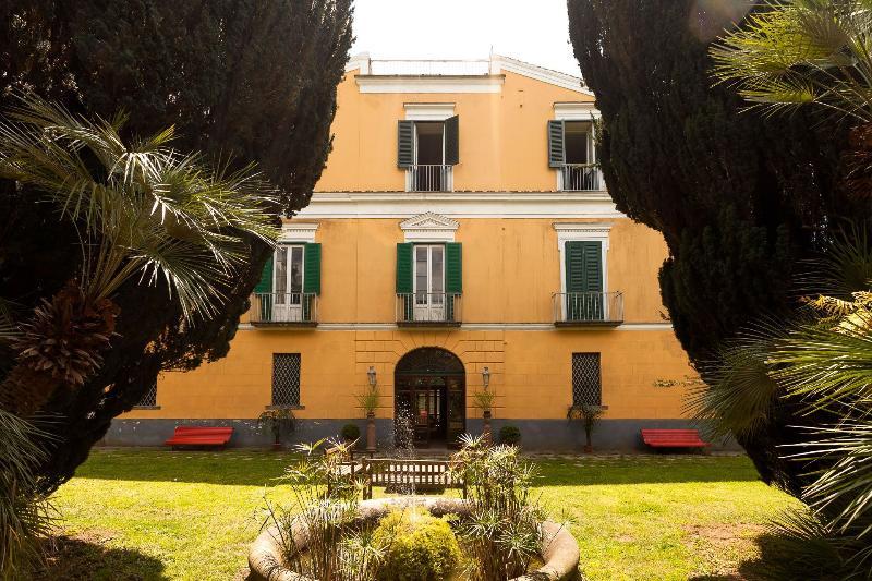 Villa Il Poggio - Image 1 - Sant'Agnello - rentals