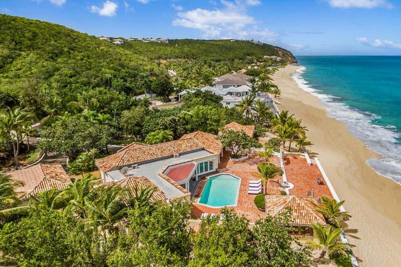 Little Jazz Bird at Baie Rouge Beach Saint Maarten - Beachfront & Pool - Image 1 - Terres Basses - rentals