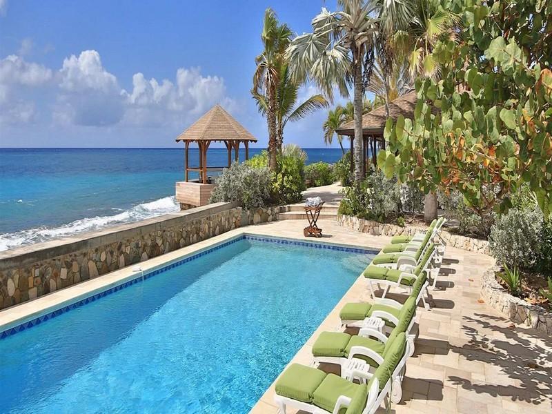 - Blue Beach - Plum Bay - rentals