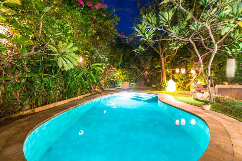 The Pool - Exquisite villa in Sanur, Southeast Bali - Sanur - rentals